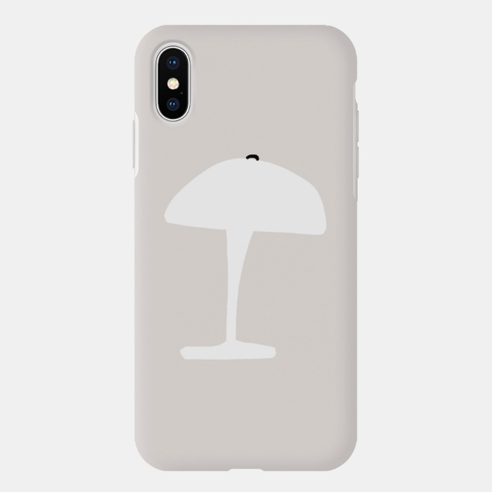 OBJECT 002 IPHONE CASE (WARM GRAY)