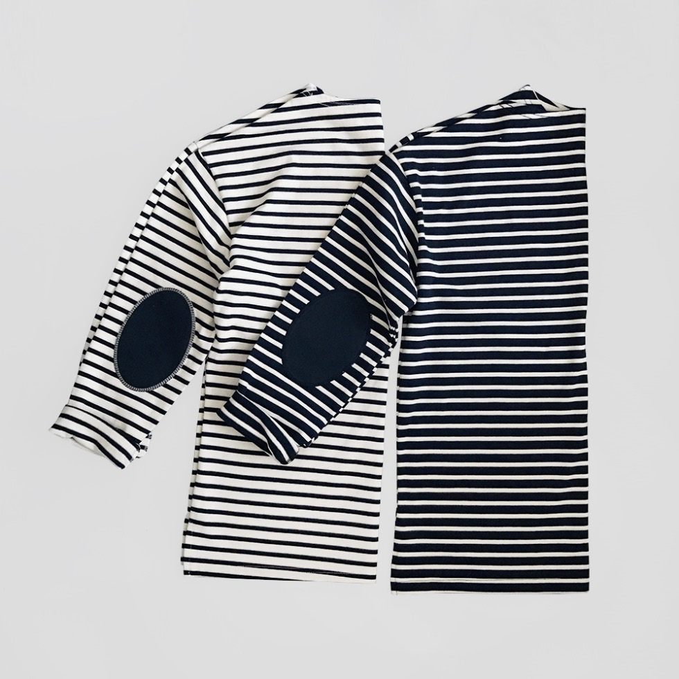LOROD STRIPED TOP