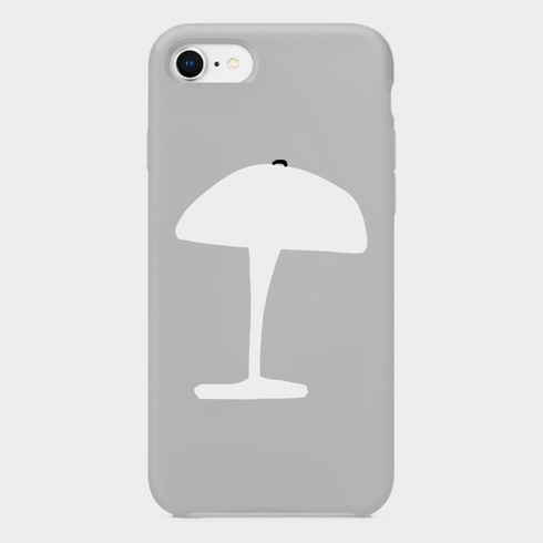 OBJECT 003 IPHONE CASE (LIGHT GRAY)