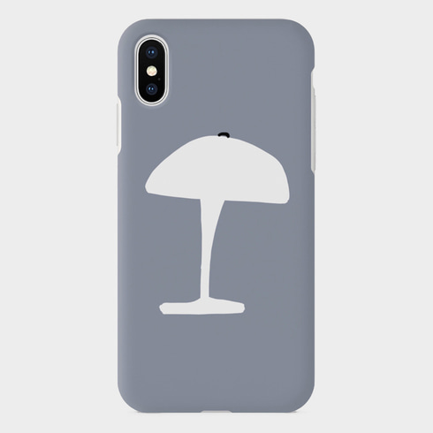 OBJECT 001 IPHONE CASE (PALE BLUE)