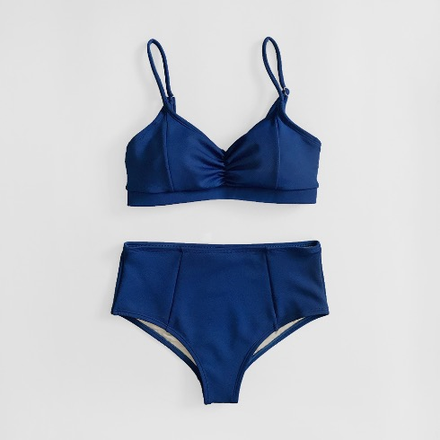 MY BLUE SWIM SET