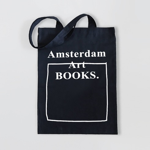 A. (Amsterdam,Art,Books) SHOULDER BAG (MIDNIGHT BLUE)