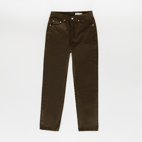 TEDDY TROUSER (SLIM STRAIGHT FIT)
