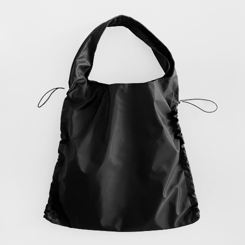 STRING SHOULDER BAG