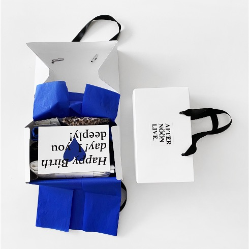 GIFT PACKAGE 003 (BOX-BAG)