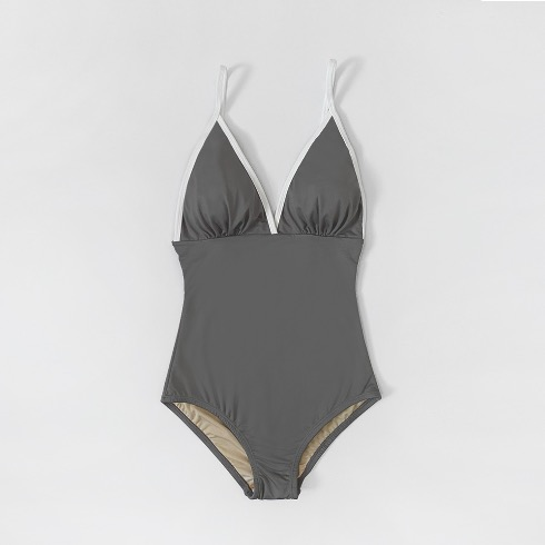 MY CLASSIC SWIMSUIT (DIM GRAY)